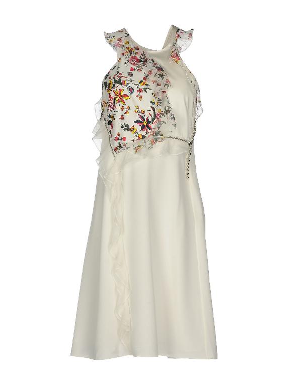 3.1 Phillip Lim Formal Dress In White