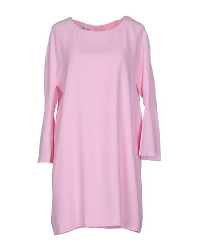 Dondup Short Dress In Pink