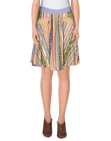 Just Cavalli Knee Length Skirt In Lilac