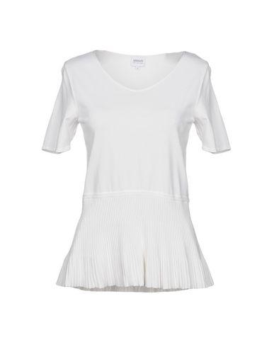 Armani Collezioni T-Shirt In White