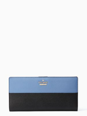 Kate Spade Cameron Street Large Stacy In Blue