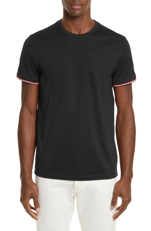 92024a7ef TIPPED SLEEVE T-SHIRT