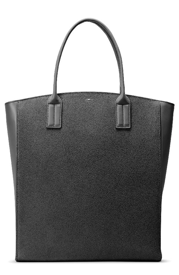 Shinola Latigo Leather Tote - Black