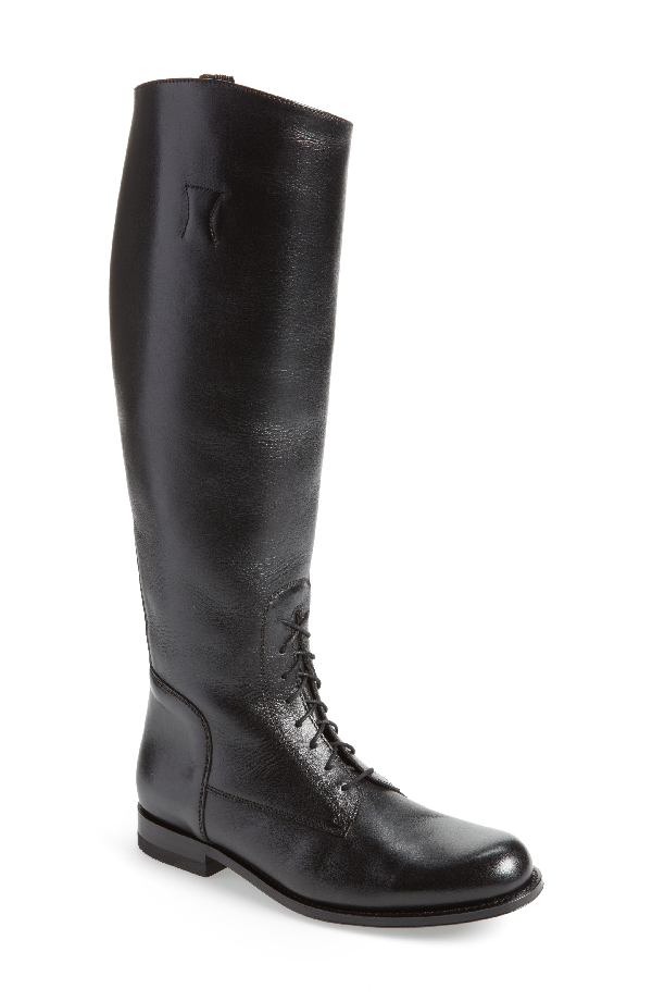 Ariat Palencia Boot In Black Leather