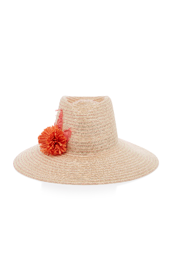 Albertus Swanepoel Chelsea Hemp Hat In Neutral