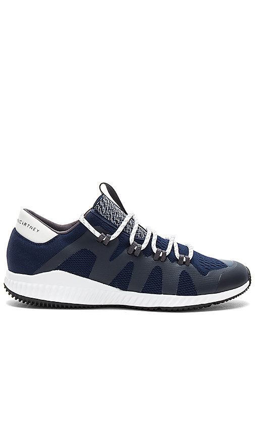 Adidas By Stella Mccartney Crazy Train Pro Sneakers In Navy