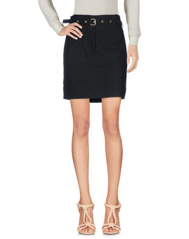 Jucca Knee Length Skirt In Black