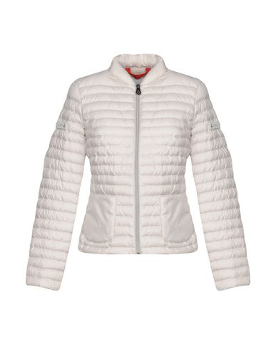 Peuterey Down Jackets In Ivory