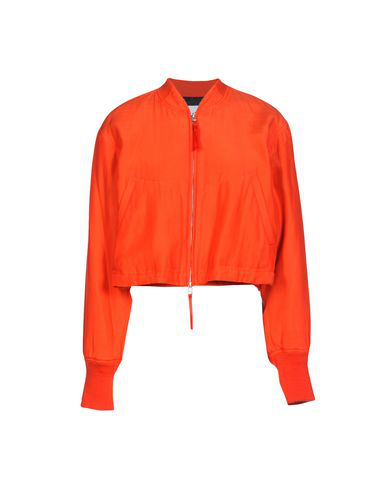 Alexander Wang T Jacket In Red