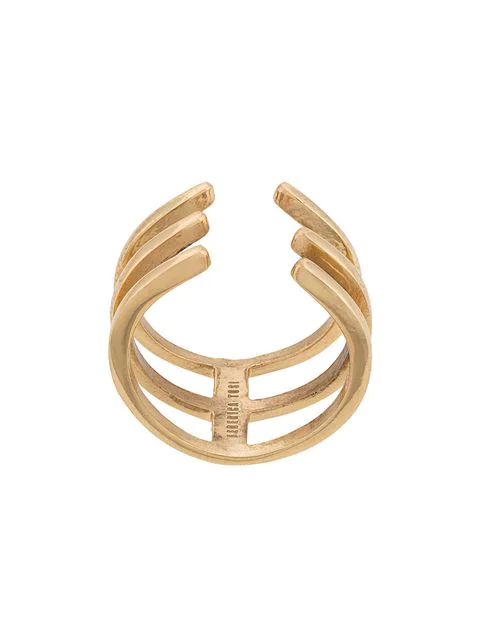 Federica Tosi Open Front Finger Ring
