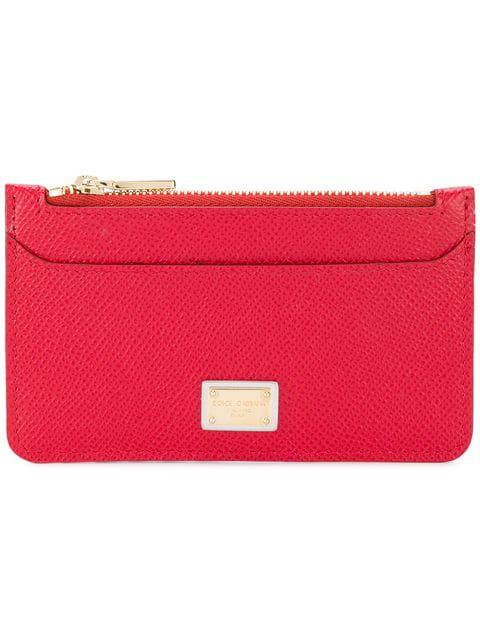 Dolce & Gabbana Dauphine Zipped Cardholder