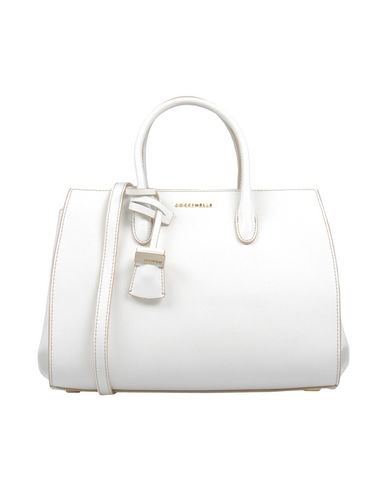 Coccinelle Handbag In White
