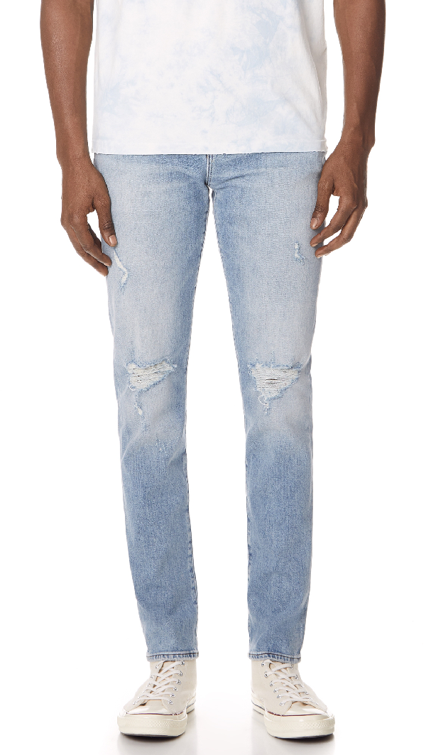 Agolde Blade Jeans In Cash