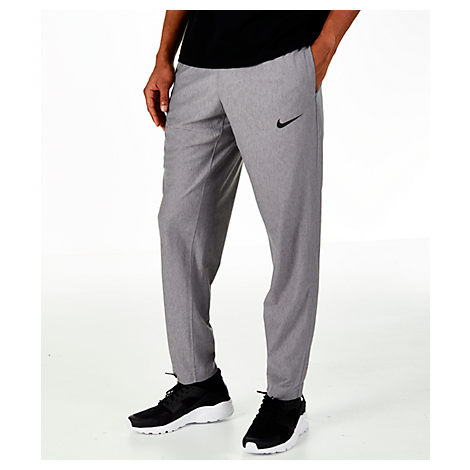 Nike Men's Transition Basketball Pants, Grey