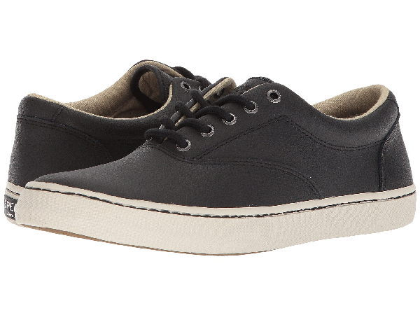 Sperry Cutter Cvo Leather, Black
