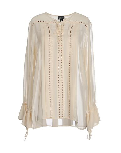 Just Cavalli Blouse In Ivory