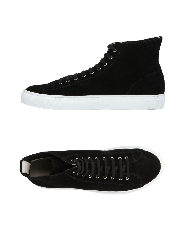 Common Projects Sneakers In Black