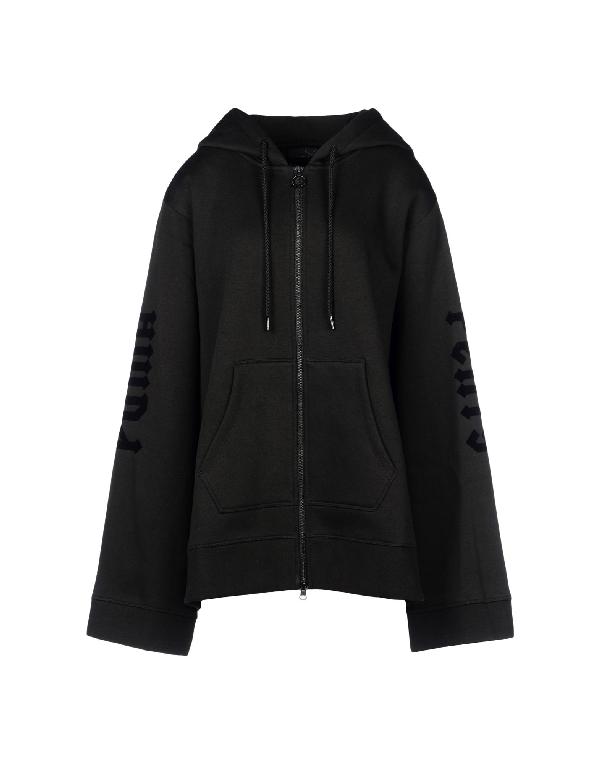 Fenty X Puma Sweatshirts In Black
