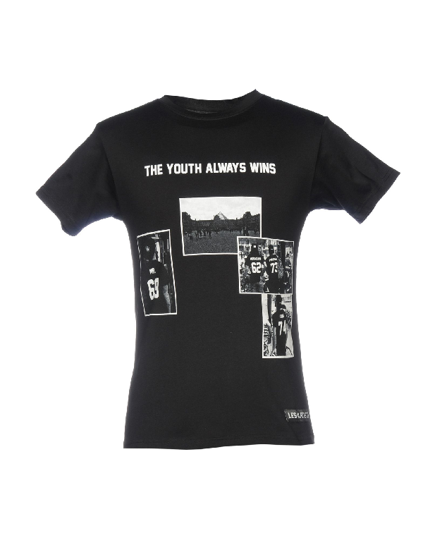 Les Artists Les (art)ists T-shirts In Black
