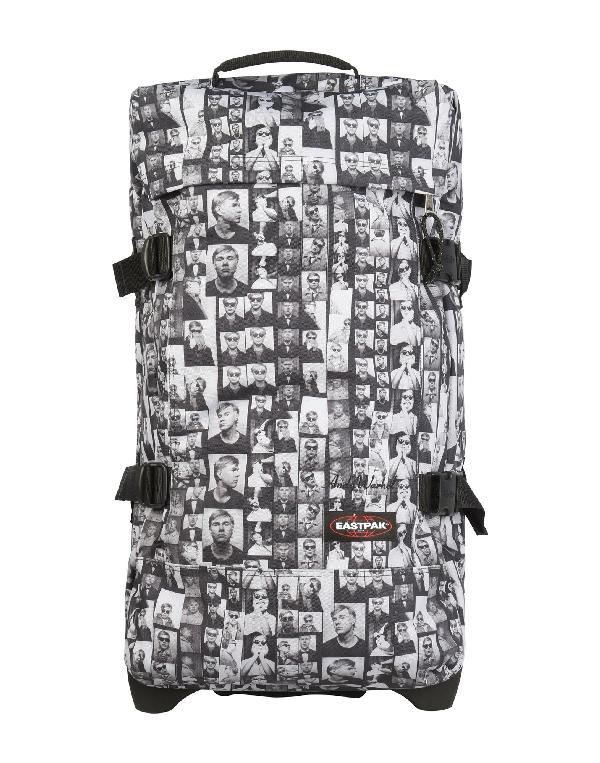 Eastpak Luggage In Black