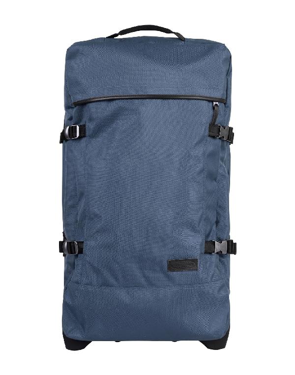 Eastpak Luggage In Dark Blue