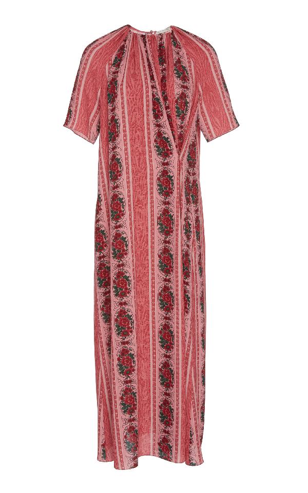 Emilia Wickstead Lesabell Dress In Print