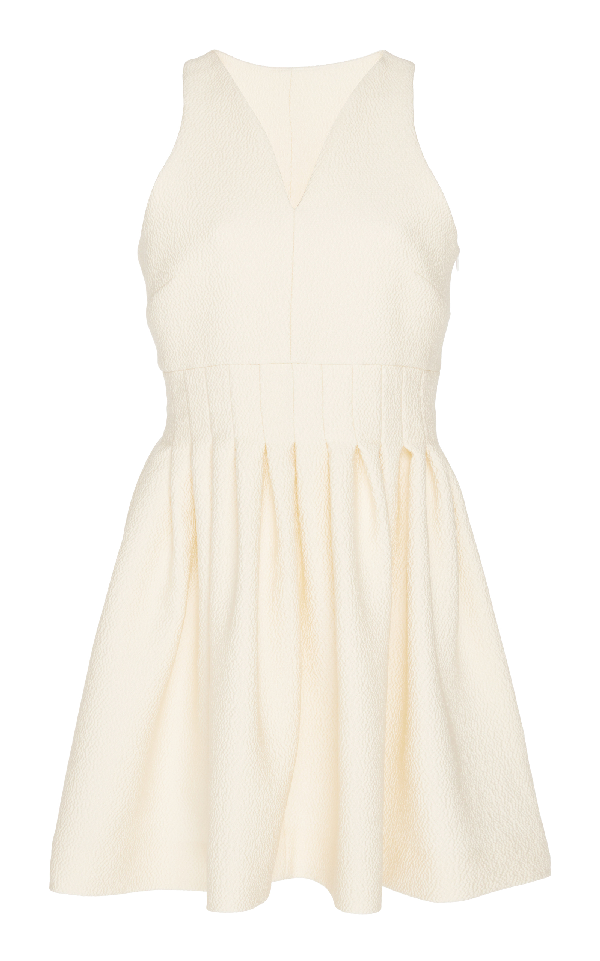 Emilia Wickstead Gilbert Dress In White