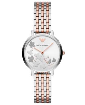 1a73dea4e0 Women's Two-Tone Stainless Steel Bracelet Watch 32Mm in Rose Gold