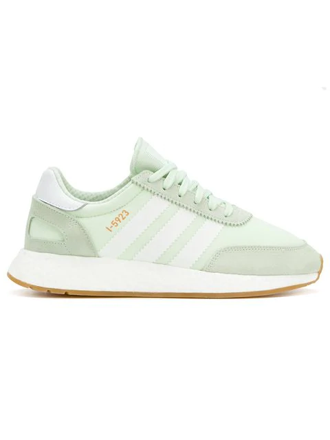 best service e108c 03be2 Adidas Originals Iniki Runner I-5923 Sneakers With Suede In Green