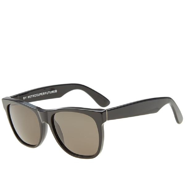 Super By Retrofuture Classic Sunglasses In Black