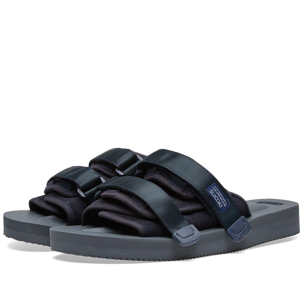 341ae515c5e3 Suicoke Moto-Vs Neoprene Sandals In Blue