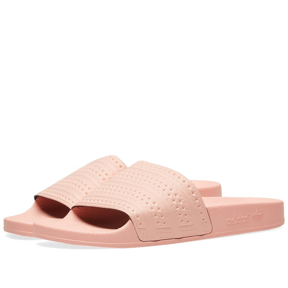 49882be88e1d Adidas Originals Adidas Adilette Slides - Pink
