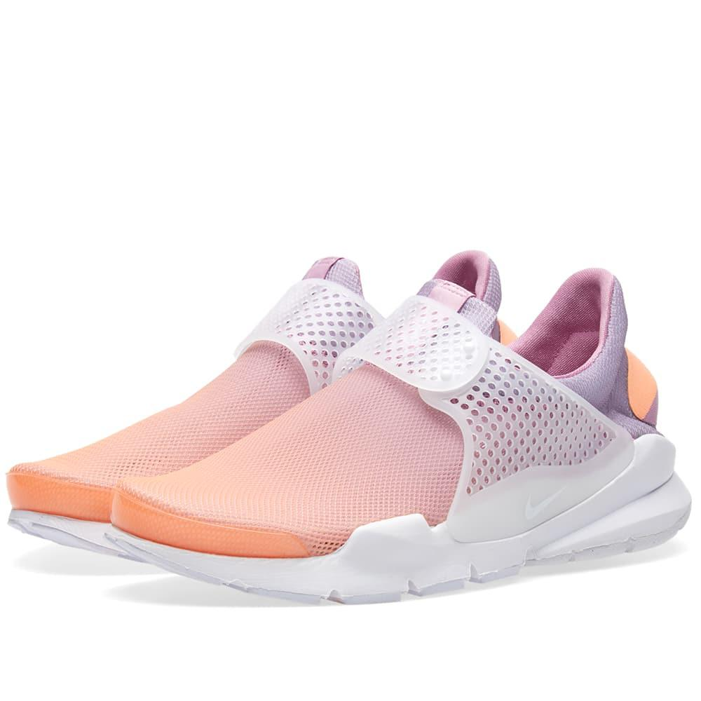 size 40 a578e 731db Nike W Sock Dart Br in Pink
