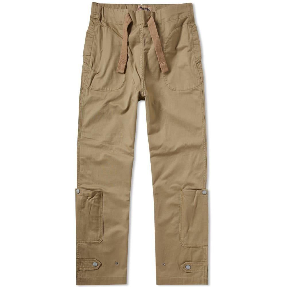 5d5534e1e671 Nigel Cabourn X Lybro Ground Pant In Neutrals