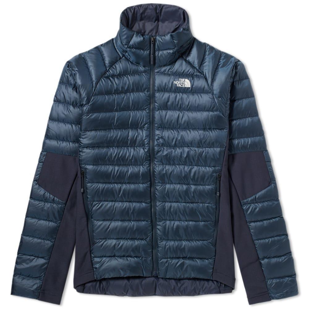 859d3efe983c The North Face Crimptastic Hybrid Jacket In Blue