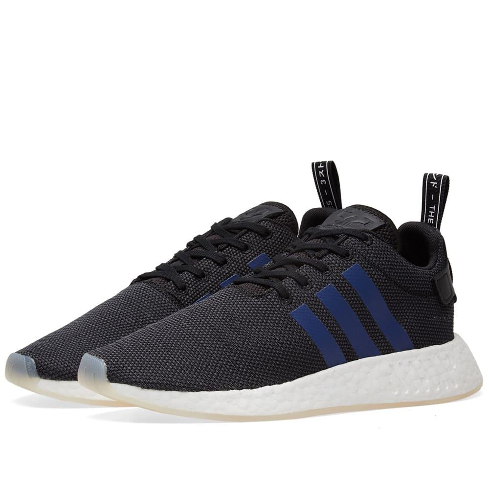 Adidas Nmd_r2 W In Blue