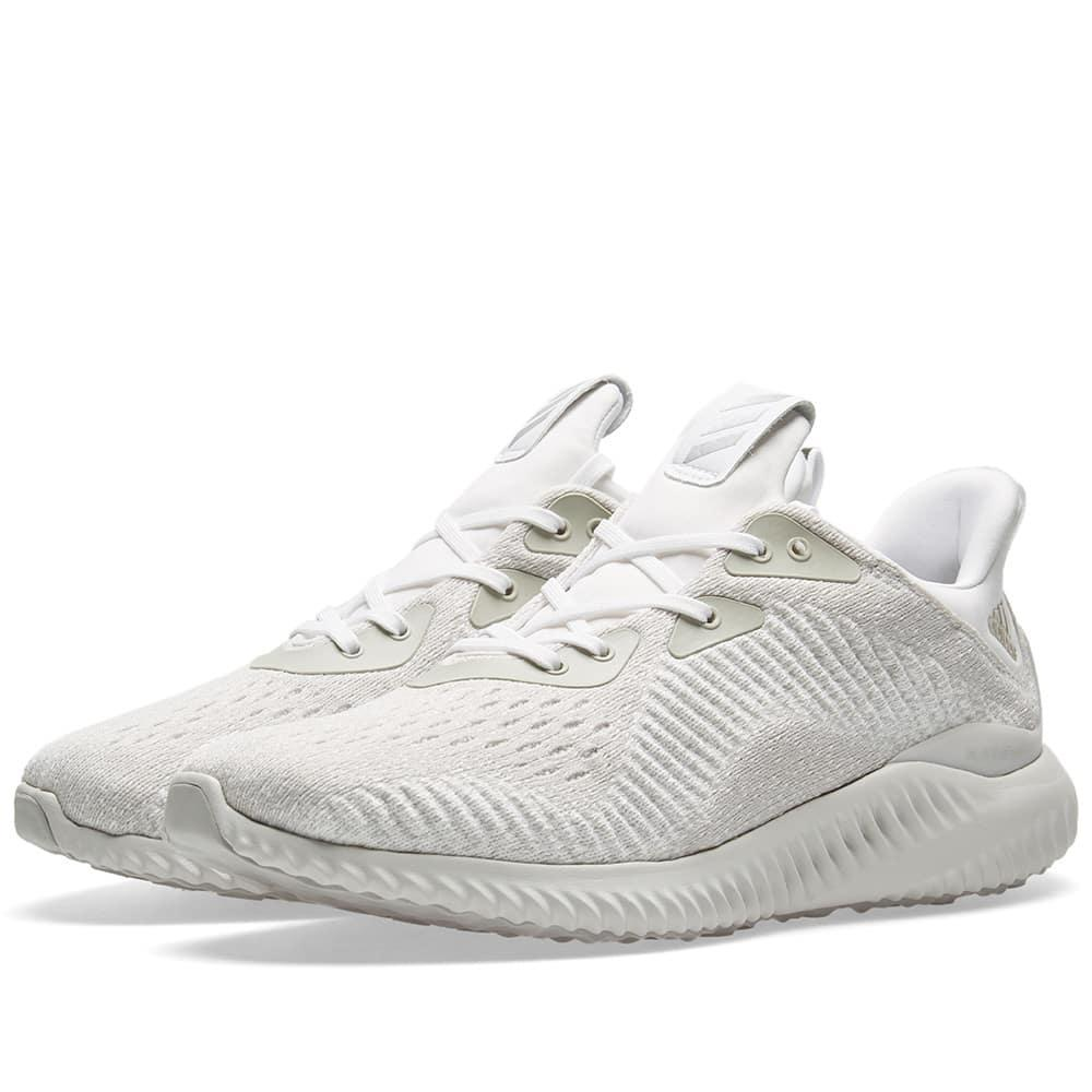 ad31e7a78 Adidas Originals Adidas Alphabounce Em In White