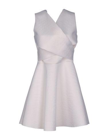 Just Cavalli Short Dress In White