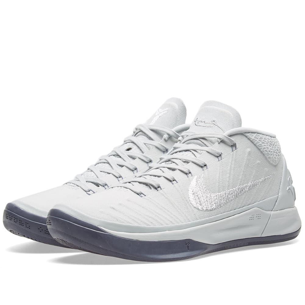 watch 7c07a 2b395 Nike Kobe A.D. 1 in White