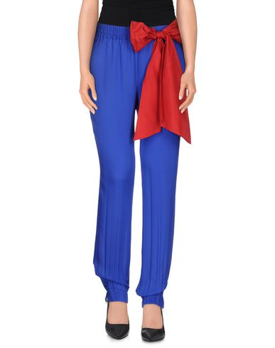 Red Valentino Casual Pants In Blue