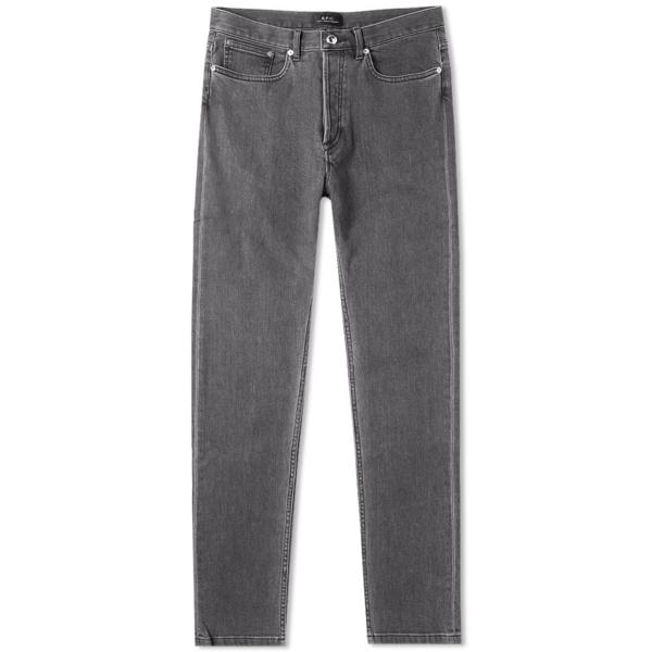 A.p.c. Petit New Standard Jeans In Black