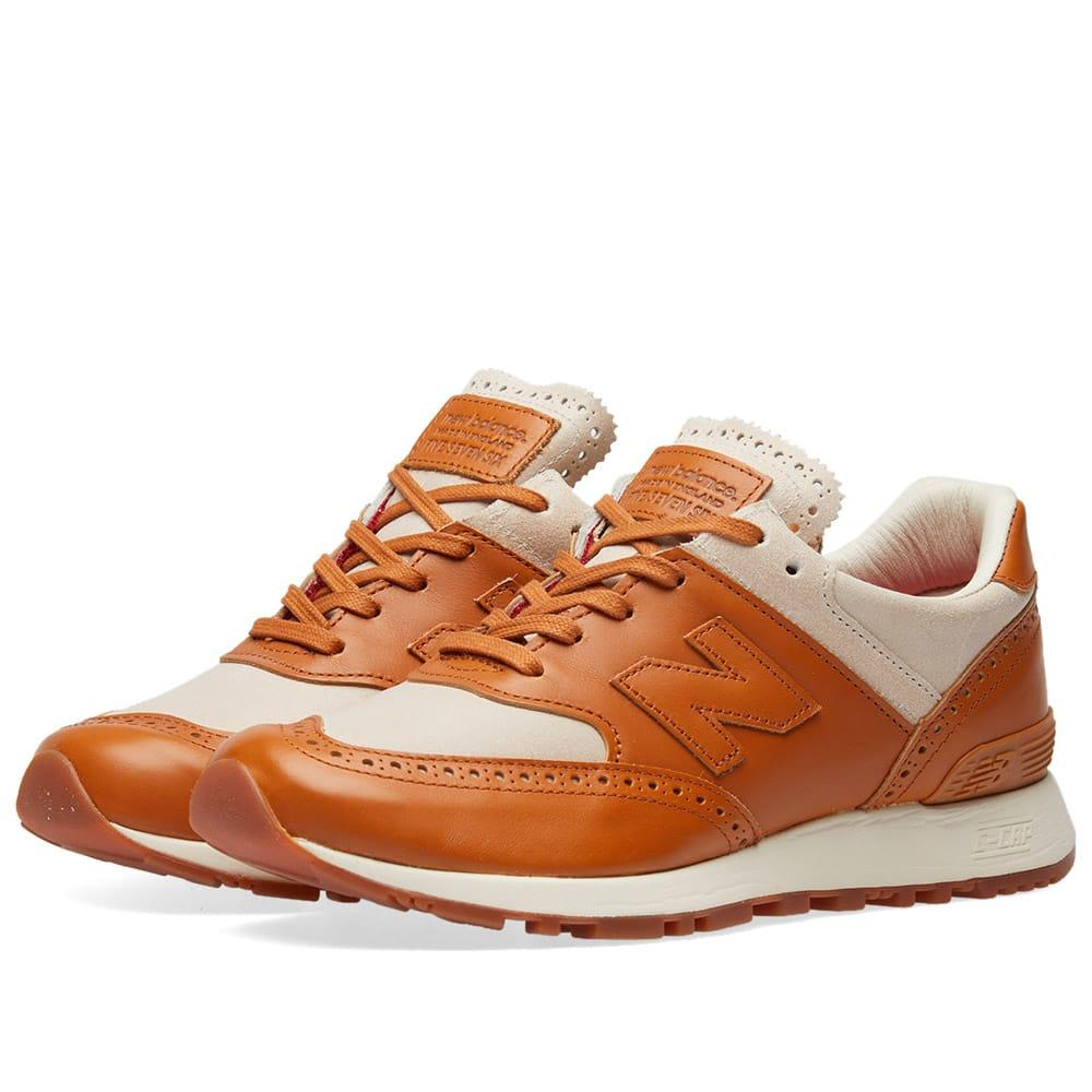 low priced 5ee56 cf2b6 New Balance X Grenson W576Gtw In Brown
