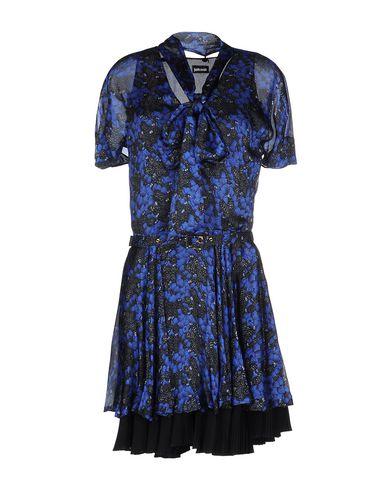 Just Cavalli Short Dresses In Blue