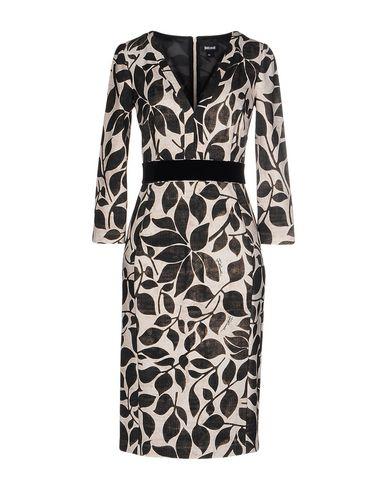 Just Cavalli Knee-length Dress In Beige