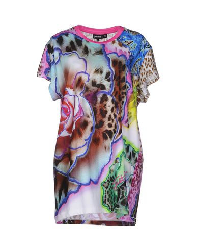 Just Cavalli T-shirt In Fuchsia