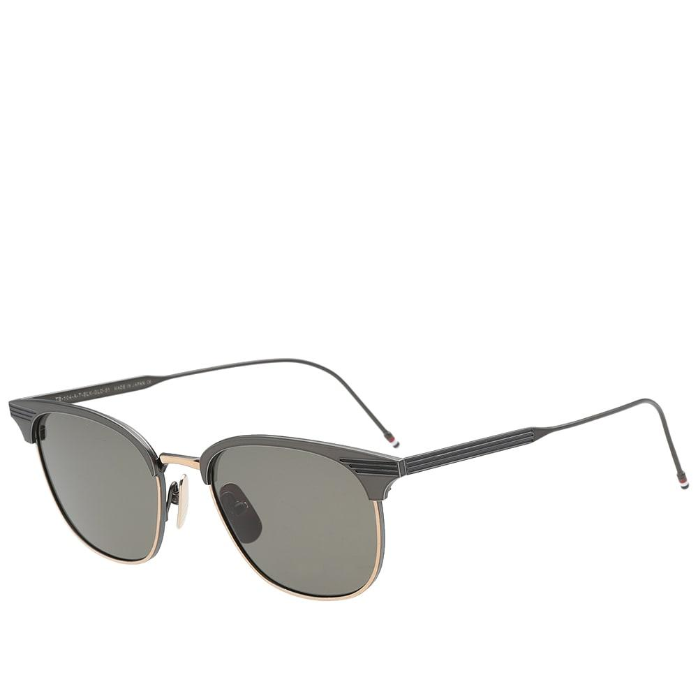 Black Thom Tb 104 Browne In Sunglasses tshQdxCr