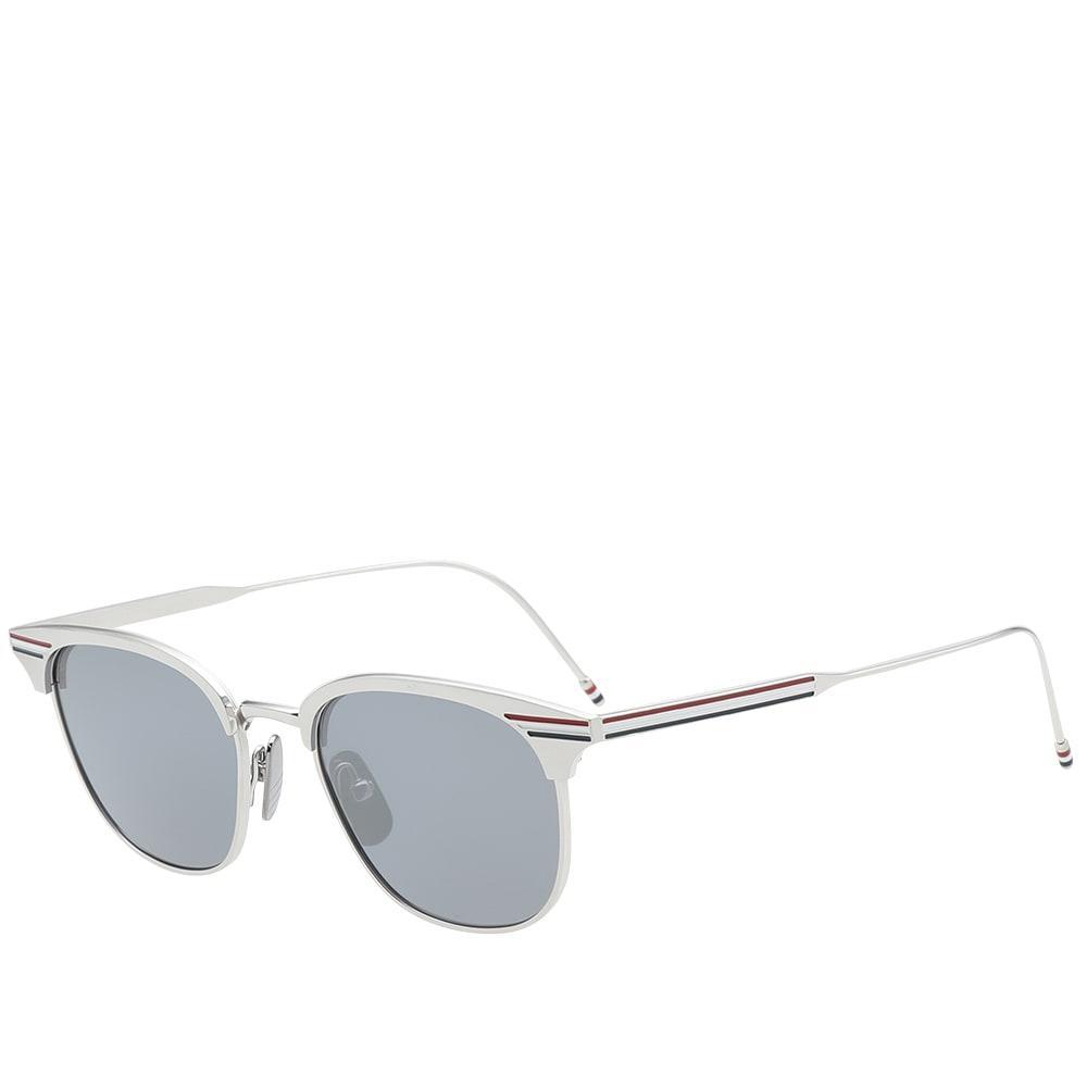 c6cff4c16d6a Thom Browne Tb-104 Sunglasses In Silver