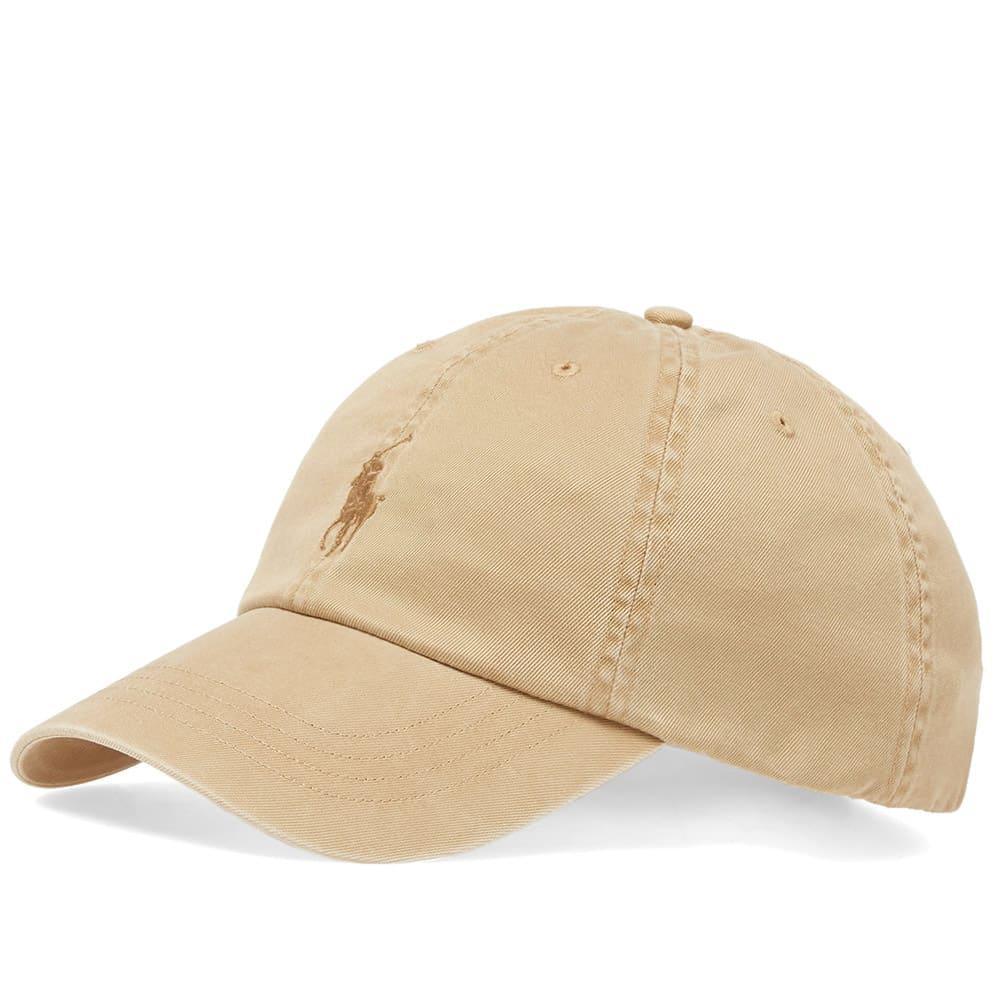 ea8787a75 Polo Ralph Lauren Sport Baseball Cap In Brown   ModeSens