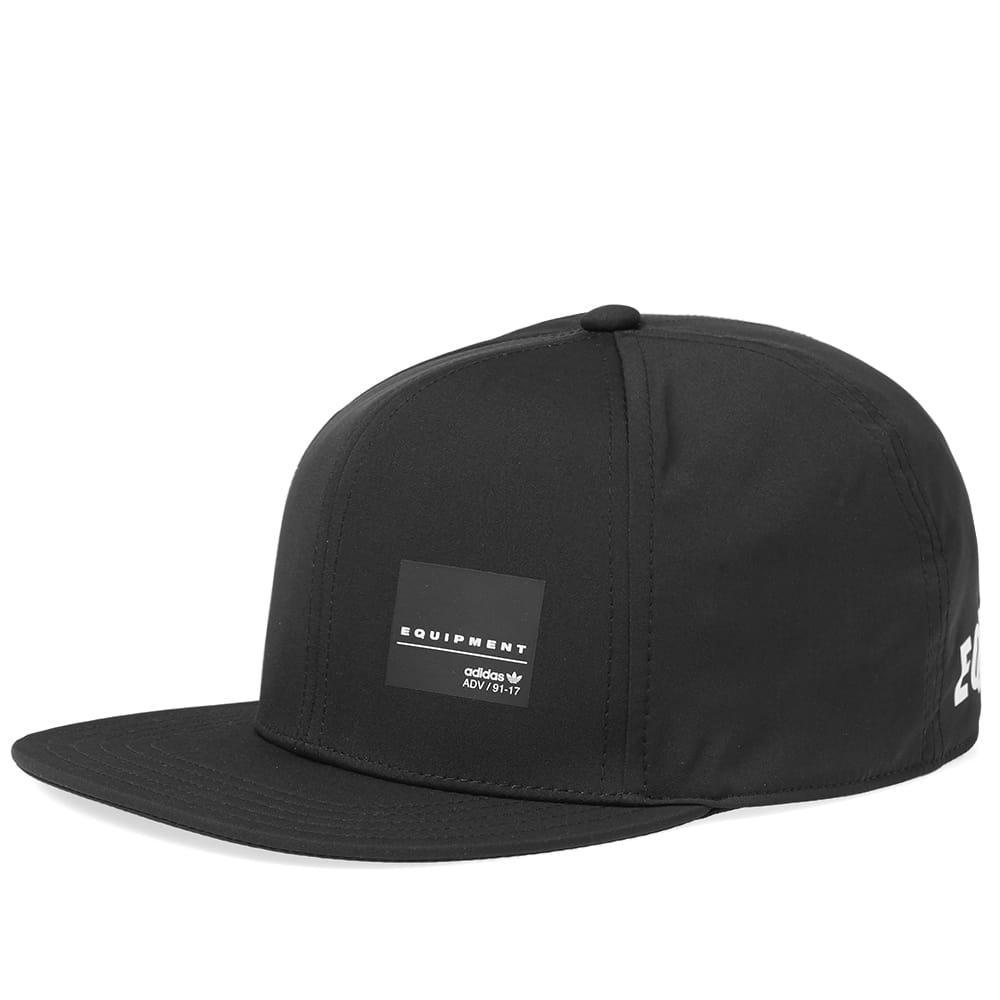 dd18104783886 Adidas Originals Adidas Eqt Snapback Cap In Black