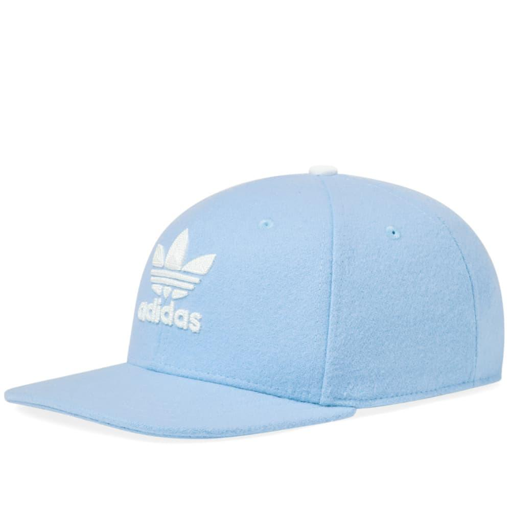 Adidas Originals Adidas Snapback Cap In Blue